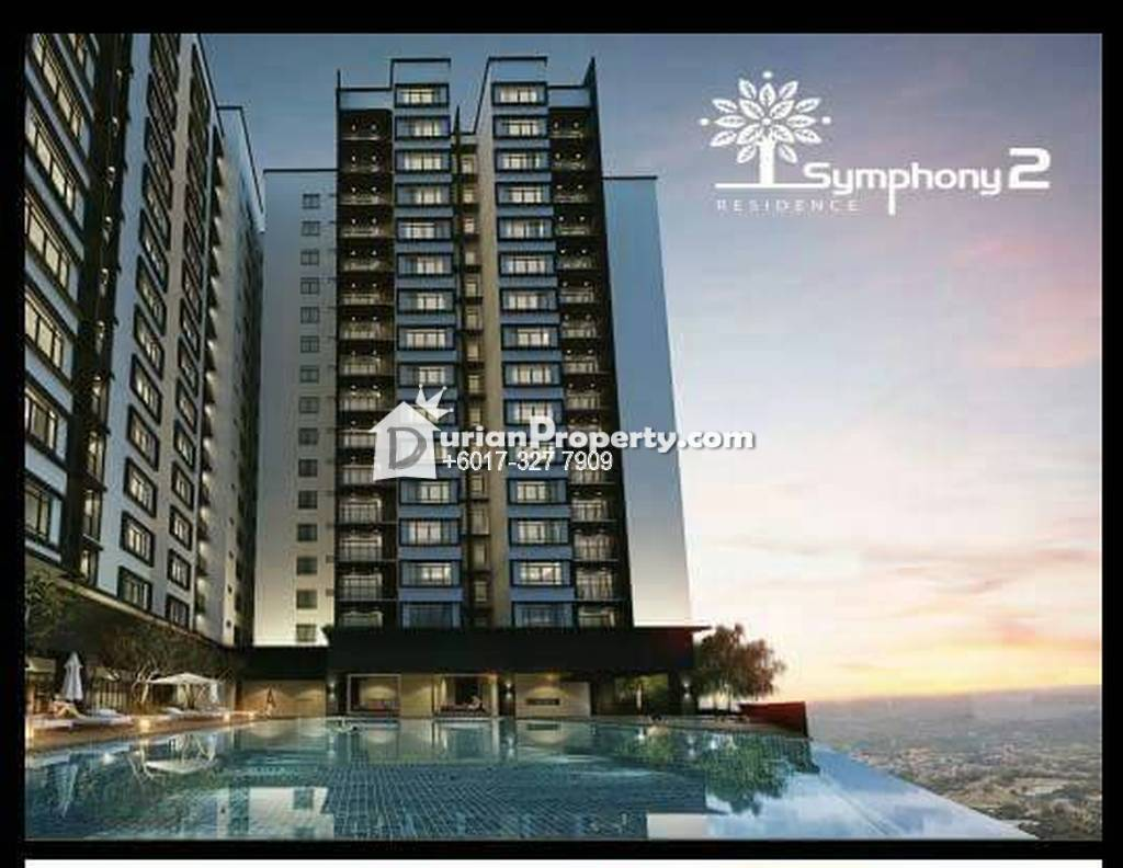 Apartment For Sale at Symphony 2 Residence, Kajang