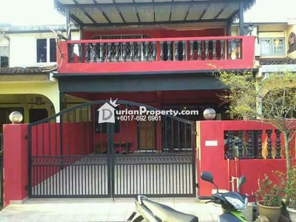 Terrace House For Sale at Taman Muhibbah, Kajang