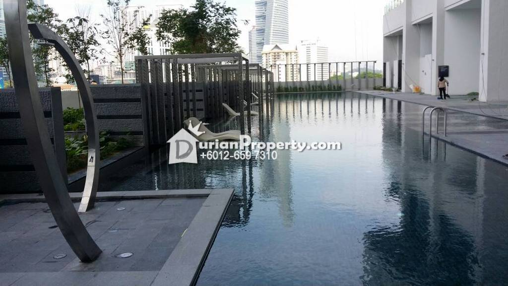 Condo For Rent at Vogue Suite 1, Kuala Lumpur
