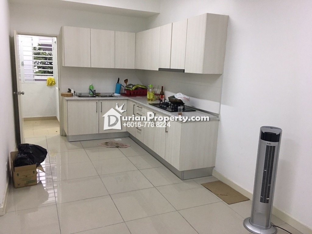 Serviced Residence For Sale at Greenfield Regency, Taman Tampoi Indah