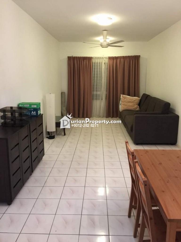 Apartment For Rent at Desa Tanjung, Pusat Bandar Puchong