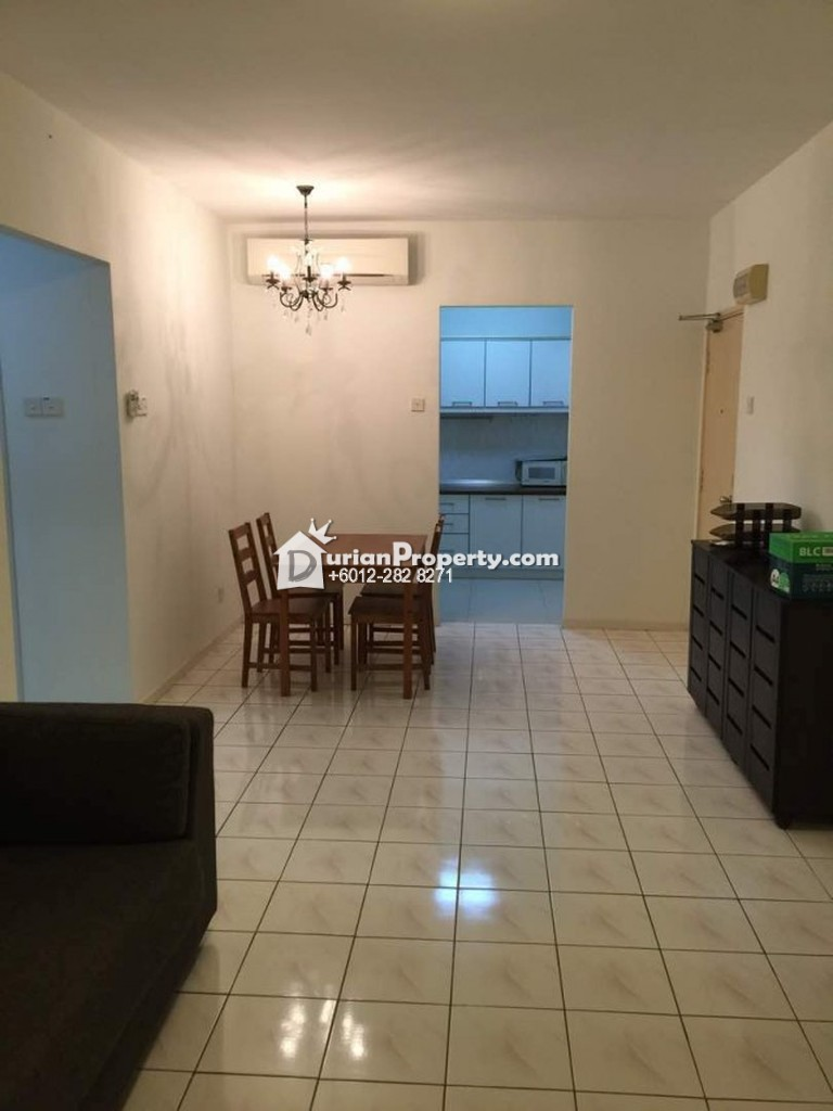 Apartment For Rent at Desa Tanjung, Pusat Bandar Puchong