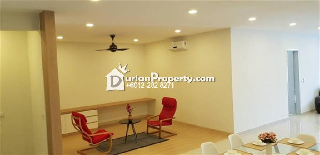 Condo For Rent at X2 Residency, Puchong