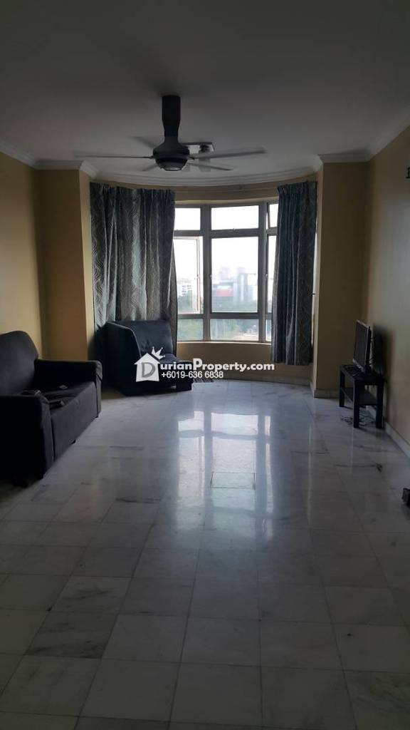 Condo For Rent at Endah Regal, Sri Petaling