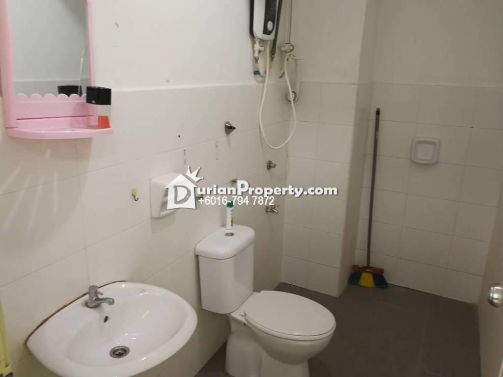 Apartment For Sale at Tebrau City Residences, Taman Desa Tebrau