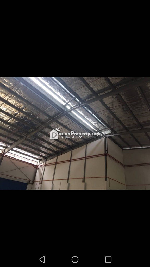 Detached Factory For Rent at Taman Desa Cemerlang, Ulu Tiram