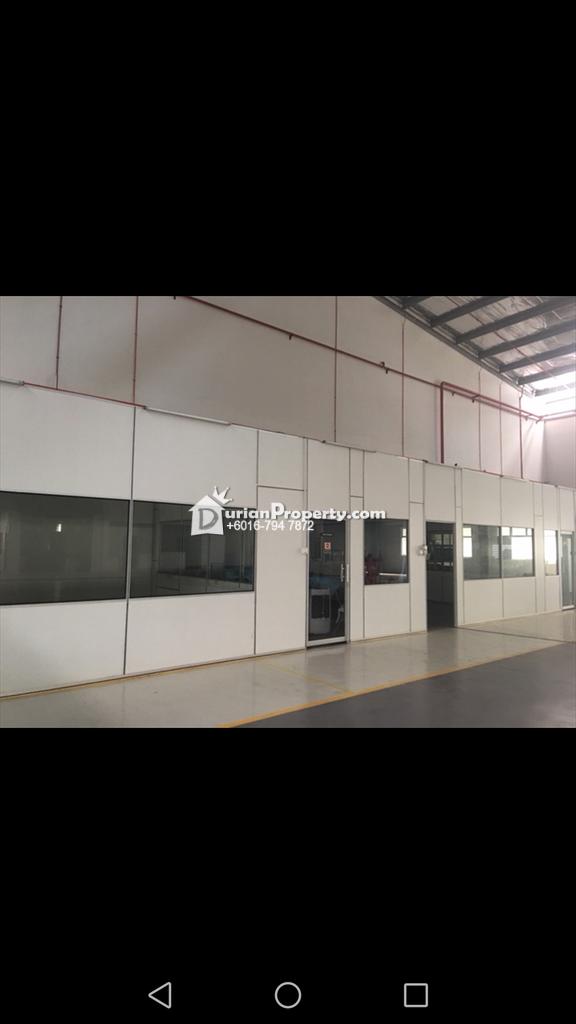 Detached Factory For Sale at Taman Desa Cemerlang, Ulu Tiram