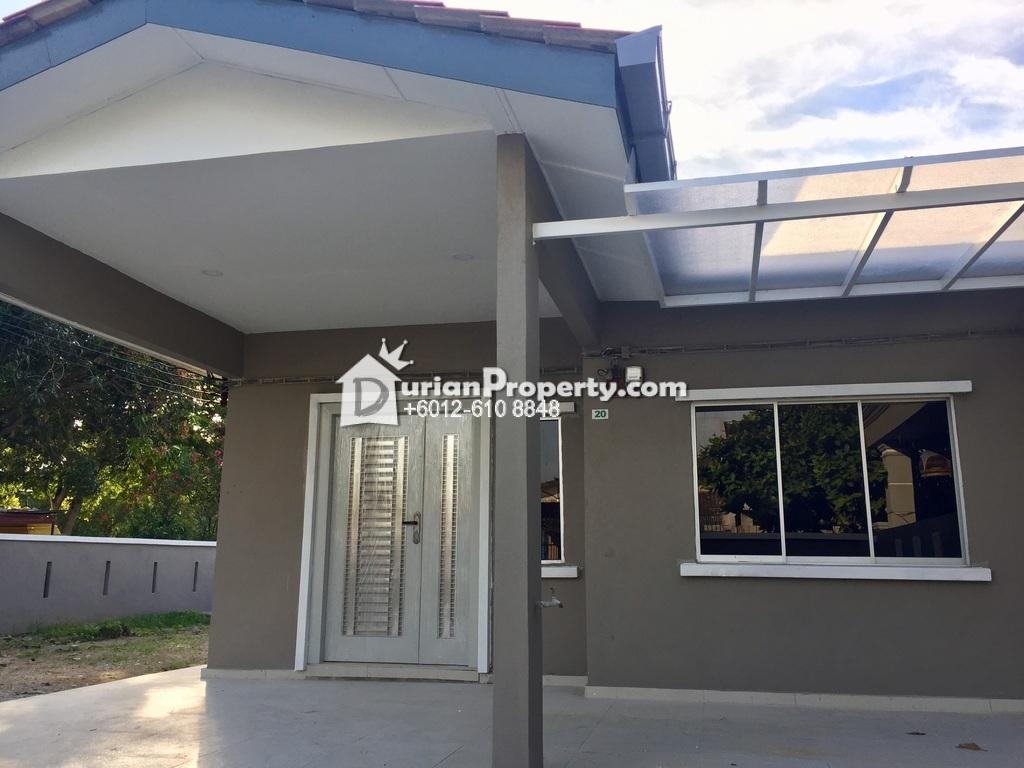 Terrace House For Sale at Taman Menara Maju, Klang