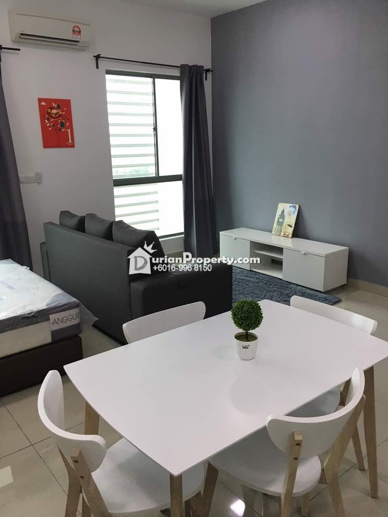 Serviced Residence For Rent at Cybersquare, Cyberjaya