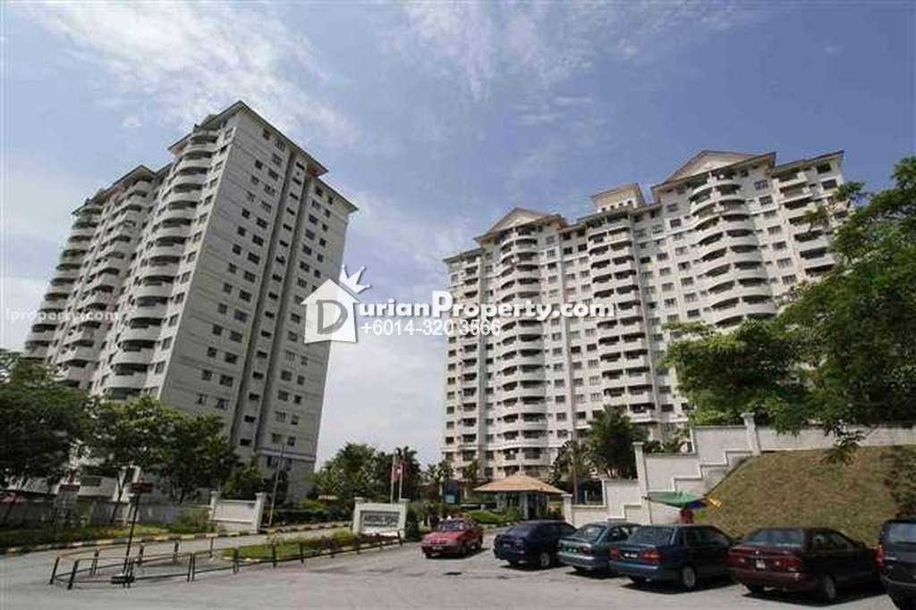 Condo For Rent at Anjung Hijau, Bukit Jalil