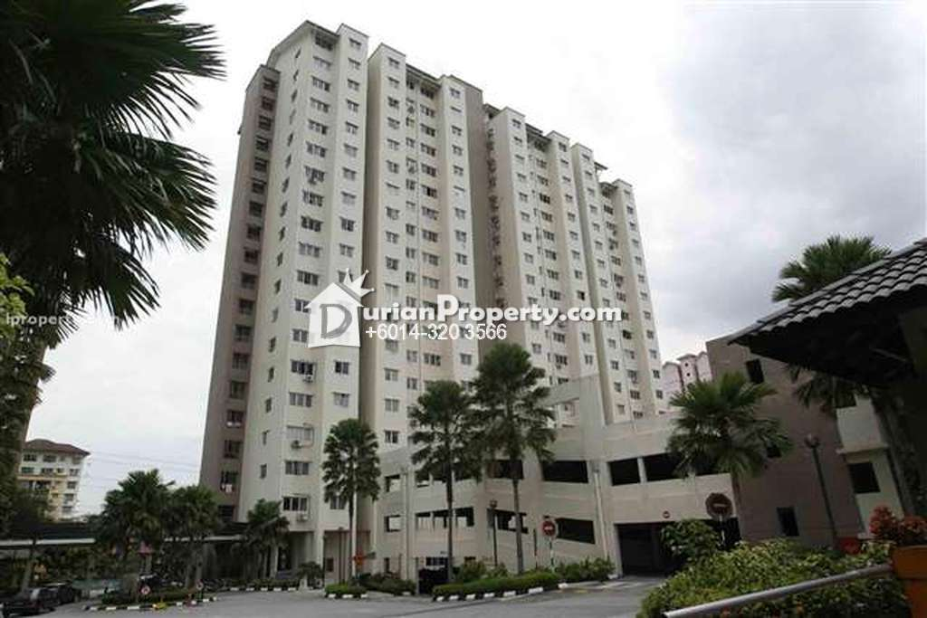 Apartment For Rent at Danau Murni, Taman Desa