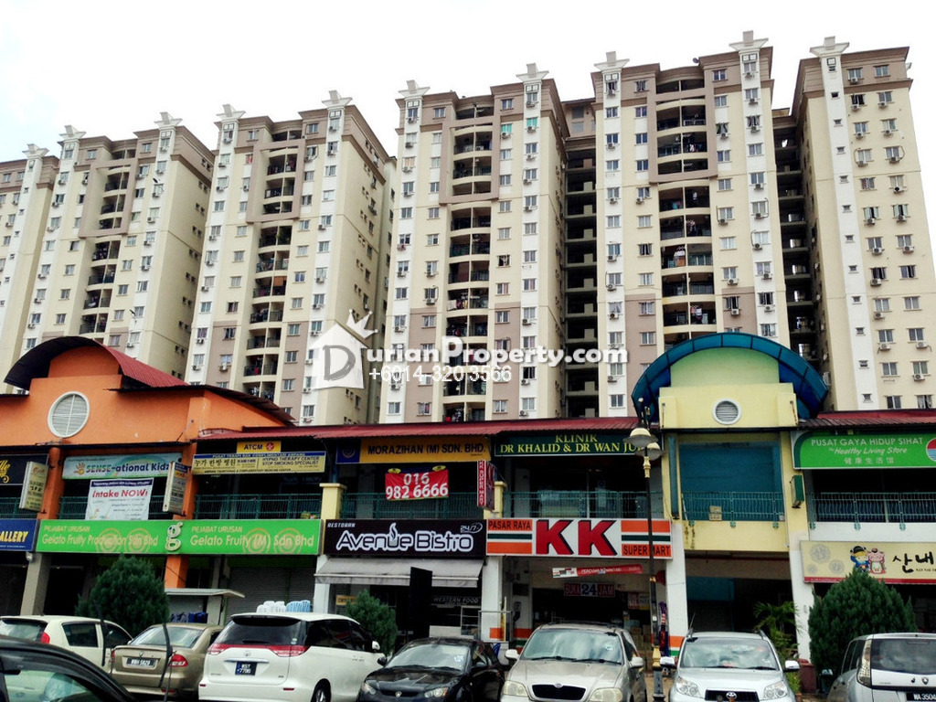 Condo For Rent at Seri Ampang Hilir, Ampang Hilir