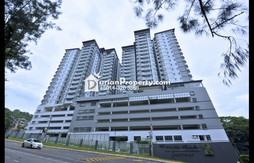 Condo For Rent at Green Terrain @ Prima Villa, Cheras South