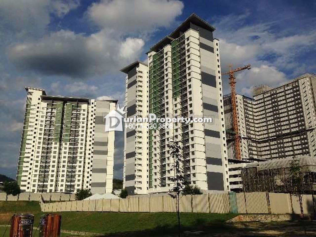 Condo For Sale at Ivory Residence @ Mutiara Heights Kajang, Kajang