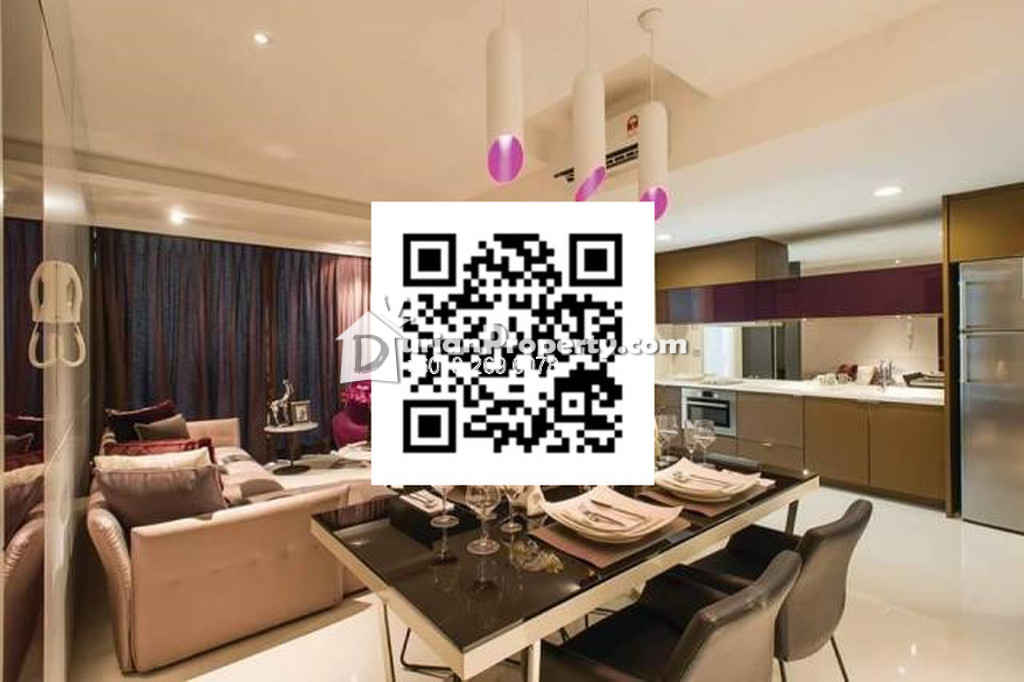 Condo For Sale at Verve Suites, Old Klang Road