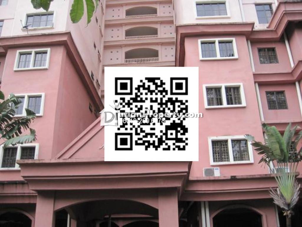 Condo For Sale at Tiara Faber, Taman Desa