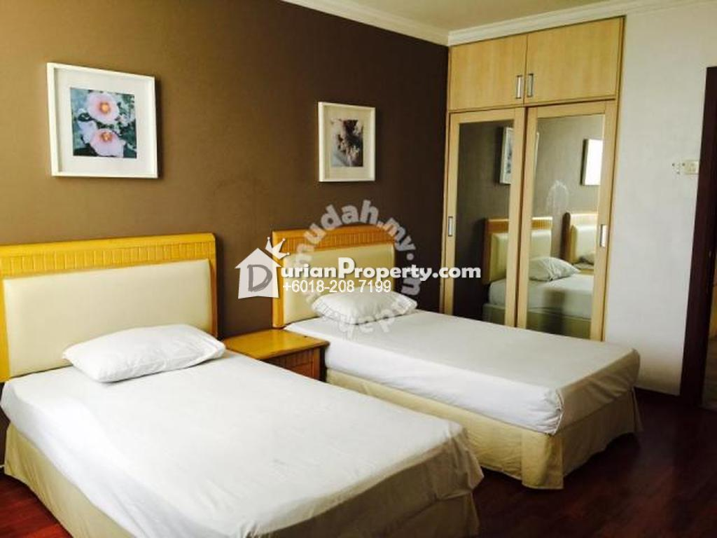 Serviced Residence For Rent at D'Villa Residence, Kuala Lumpur