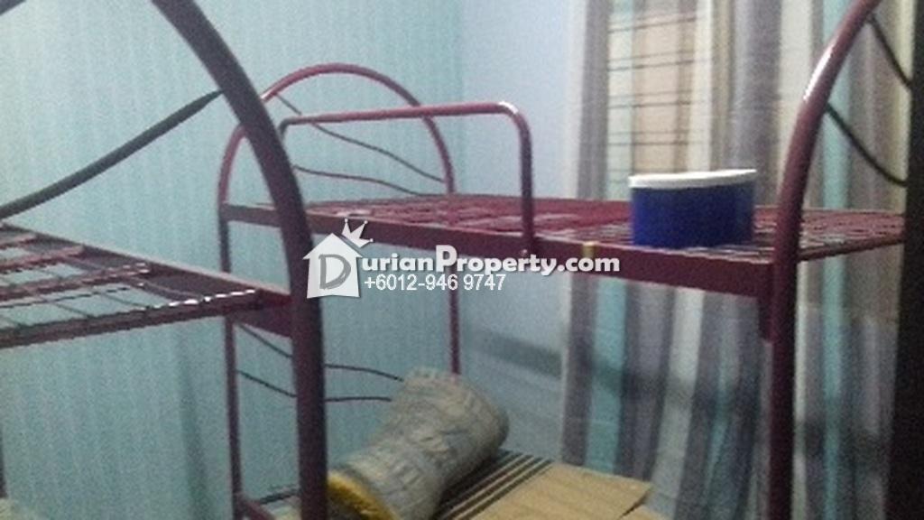 Flat For Rent at Pangsapuri Sri Shamelin, Taman Shamelin Perkasa for ...
