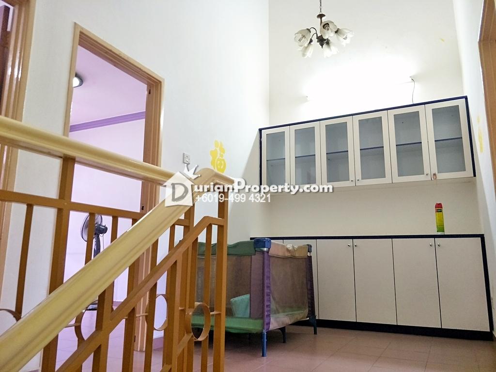 Terrace House For Sale at Taman Seri Orkid, Skudai
