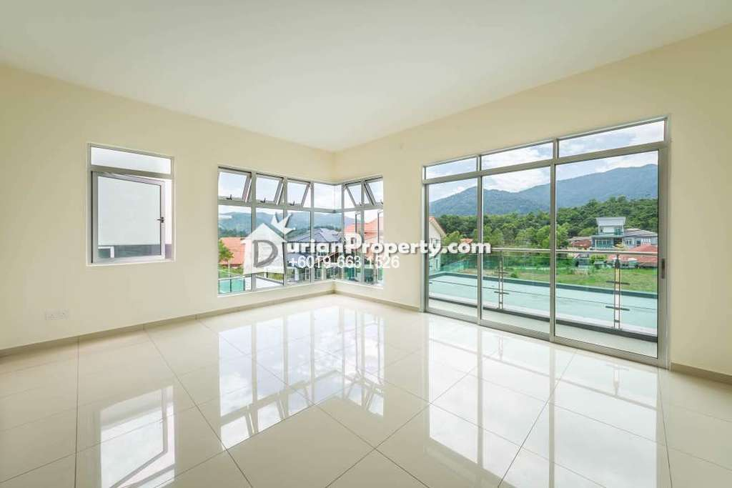 Bungalow House For Sale at Lavender Heights, Senawang