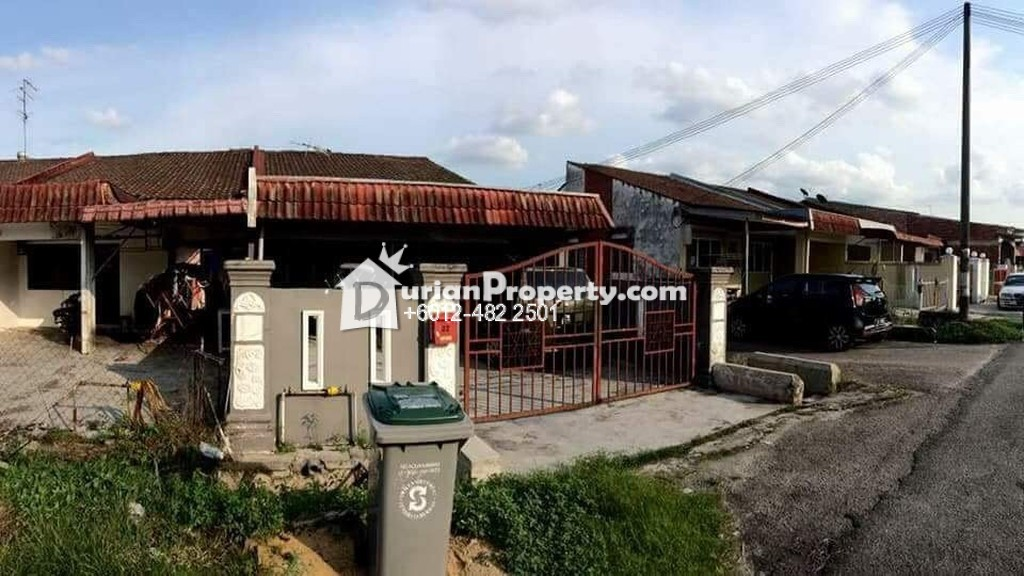 Terrace House For Sale At Taman Universiti Skudai For Rm