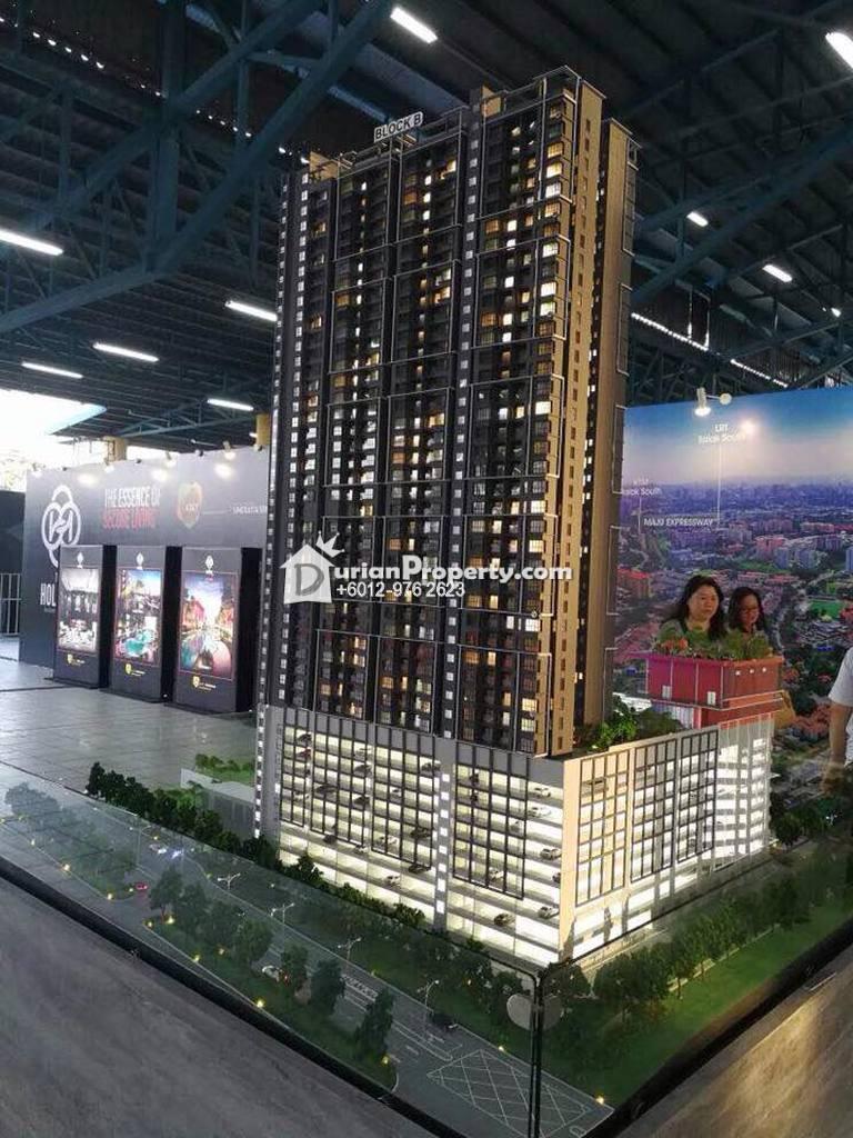 Condo For Sale at The Holmes 2, Bandar Tun Razak