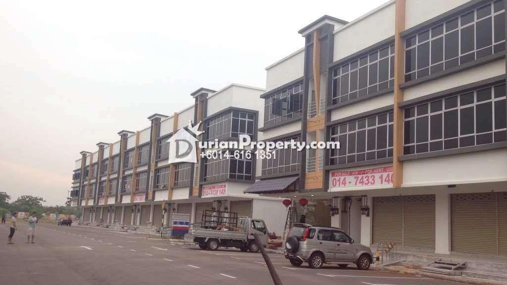Shop For Sale at i-Parc @ Tanjung Pelepas, Gelang Patah