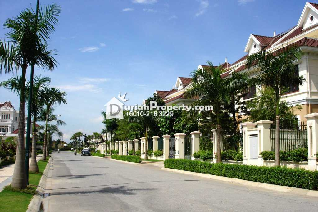 Terrace House For Sale at Puncak Alam, Selangor