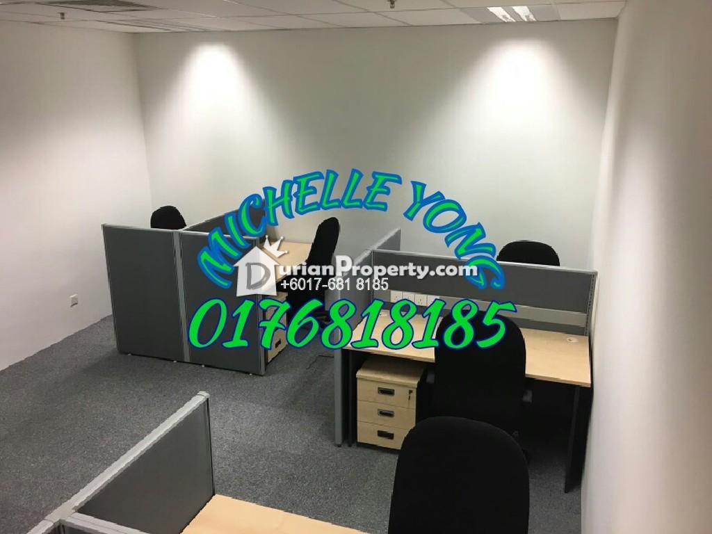 Office For Sale at Q Sentral, KL Sentral