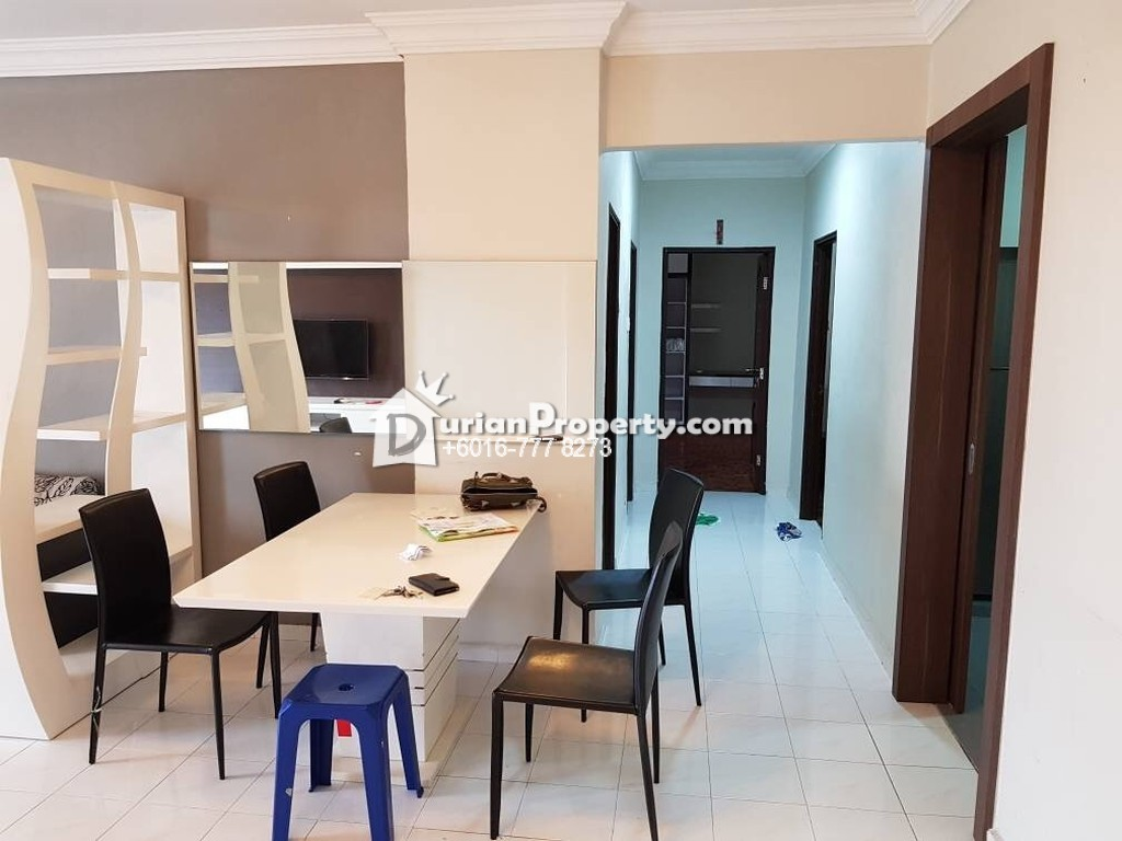 Apartment For Sale at Seri Mutiara Apartments, Bandar Seri Alam