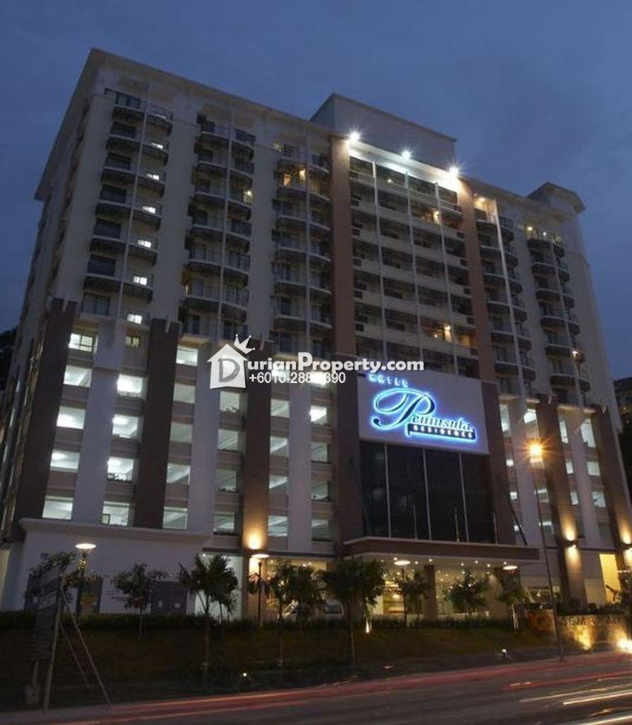 Hotel For Auction at Peninsular Residence, Damansara Heights