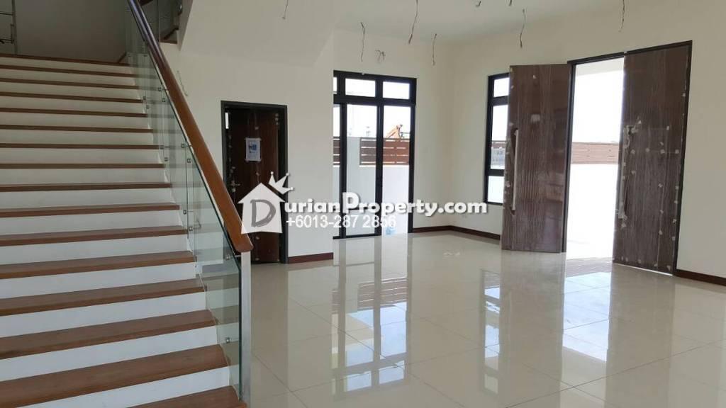 Bungalow House For Sale at Setia Eco Park, Setia Alam