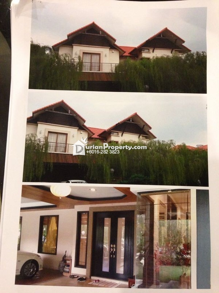 Bungalow House For Rent at Damansara Idaman, Tropicana