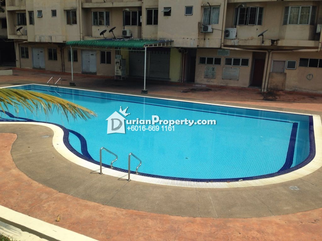 Apartment For Sale at Lestari Apartment, Bandar Sri Permaisuri