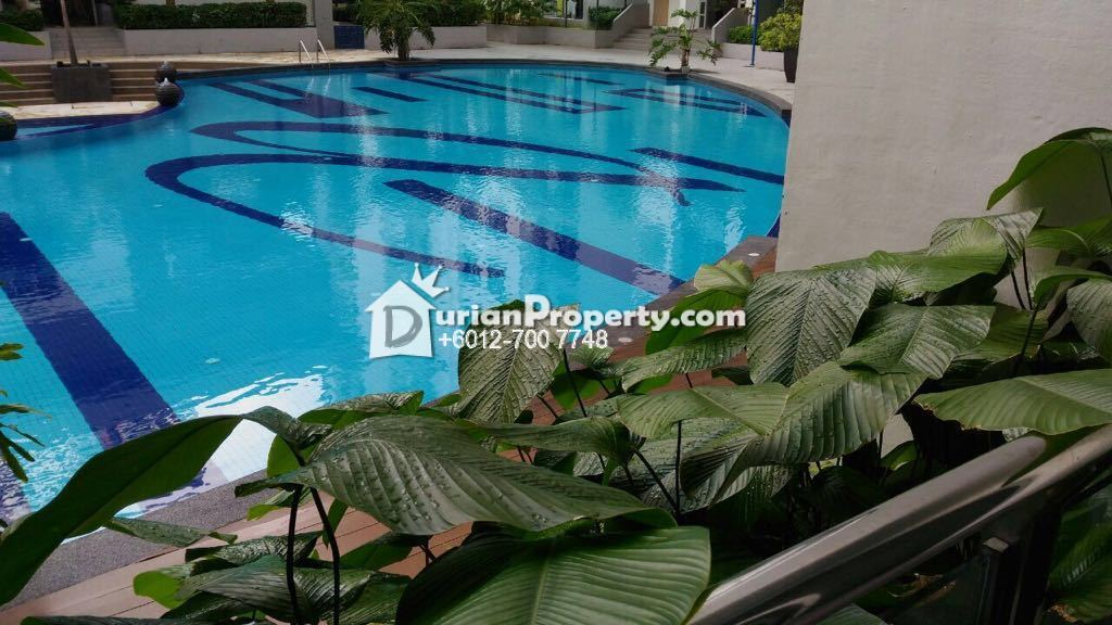 Serviced Residence For Rent at Austin Suites, Taman Mount Austin