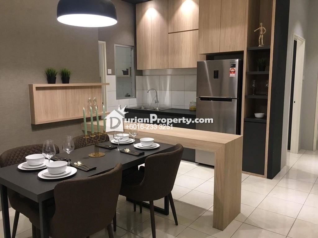 Apartment For Sale at Semarak, Kuala Lumpur
