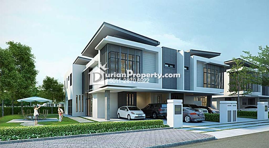Semi D For Sale at Bandar Seremban Selatan, Senawang
