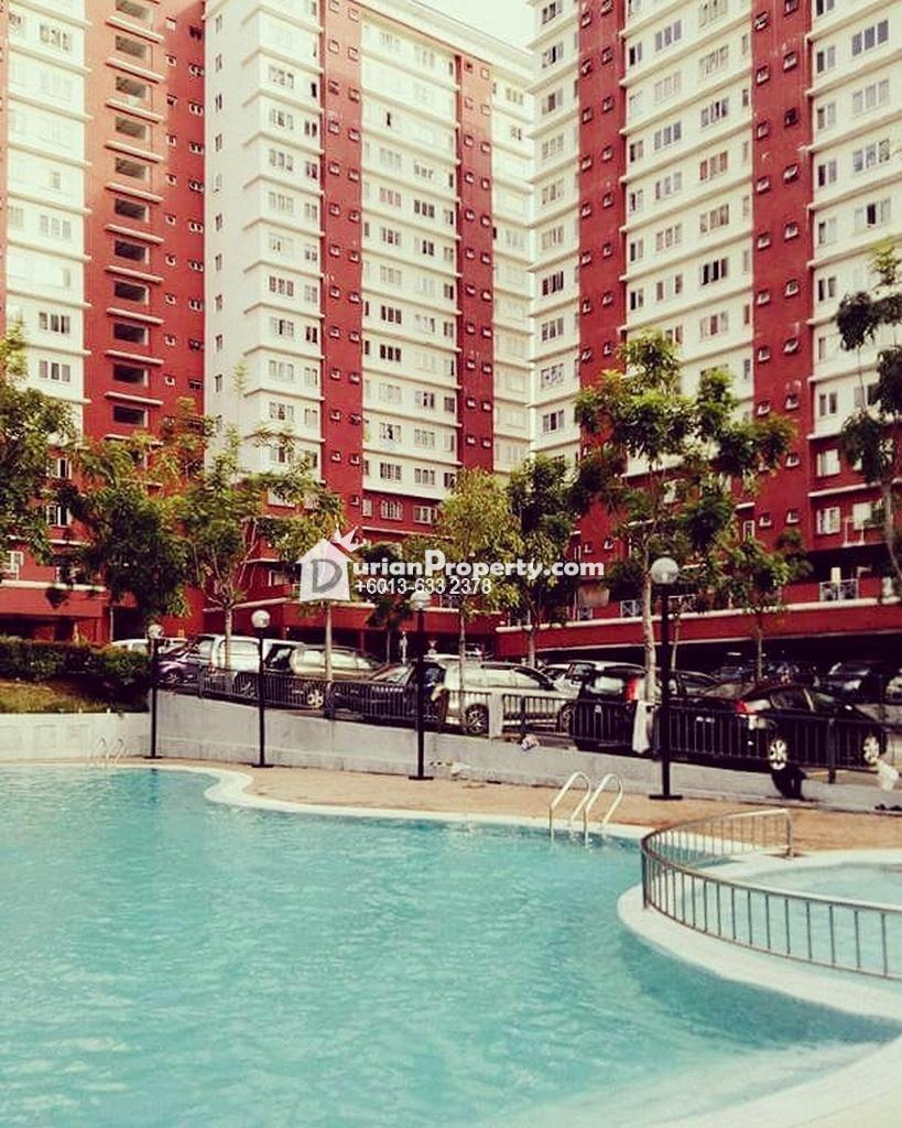 Apartment For Sale At The Lumayan Bandar Sri Permaisuri For Rm 365 000 By Muliati Ismail