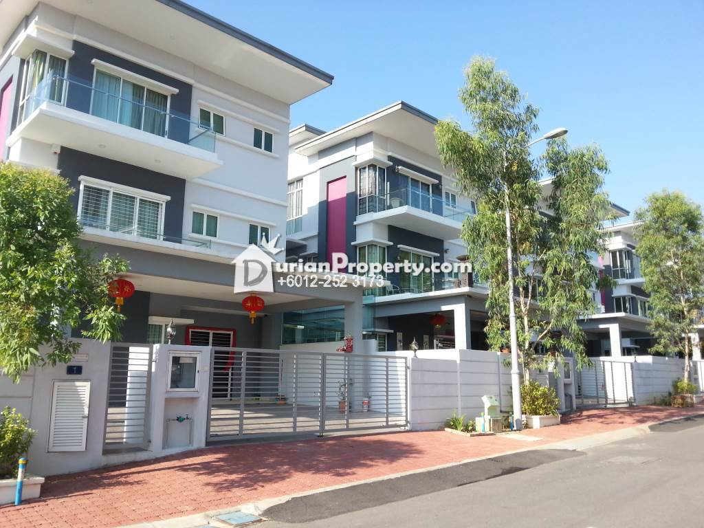 Bungalow house for sale at ridgeview residences taman for Bungalow house for sale