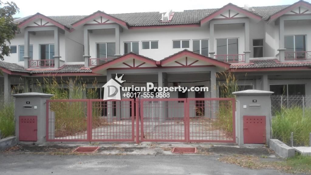 Terrace House For Sale at Alam Perdana, Kuala Selangor
