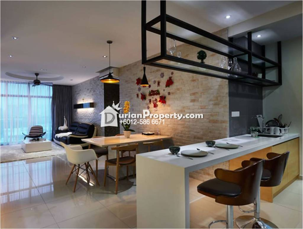 Condo For Sale at Desa ParkCity, Kepong