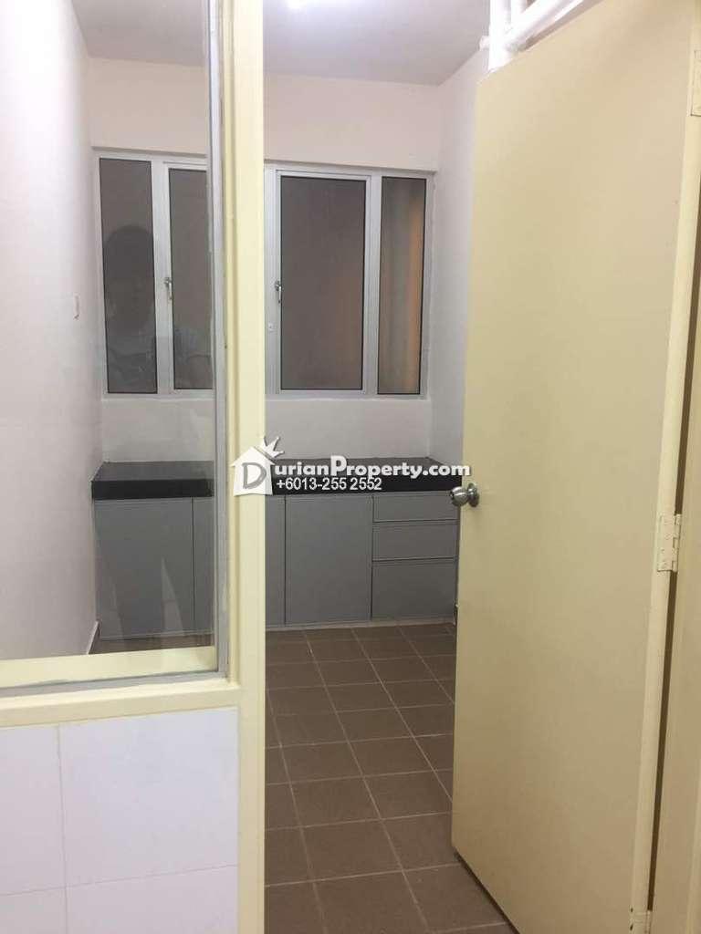Condo For Sale at Platinum Lake PV20, Setapak