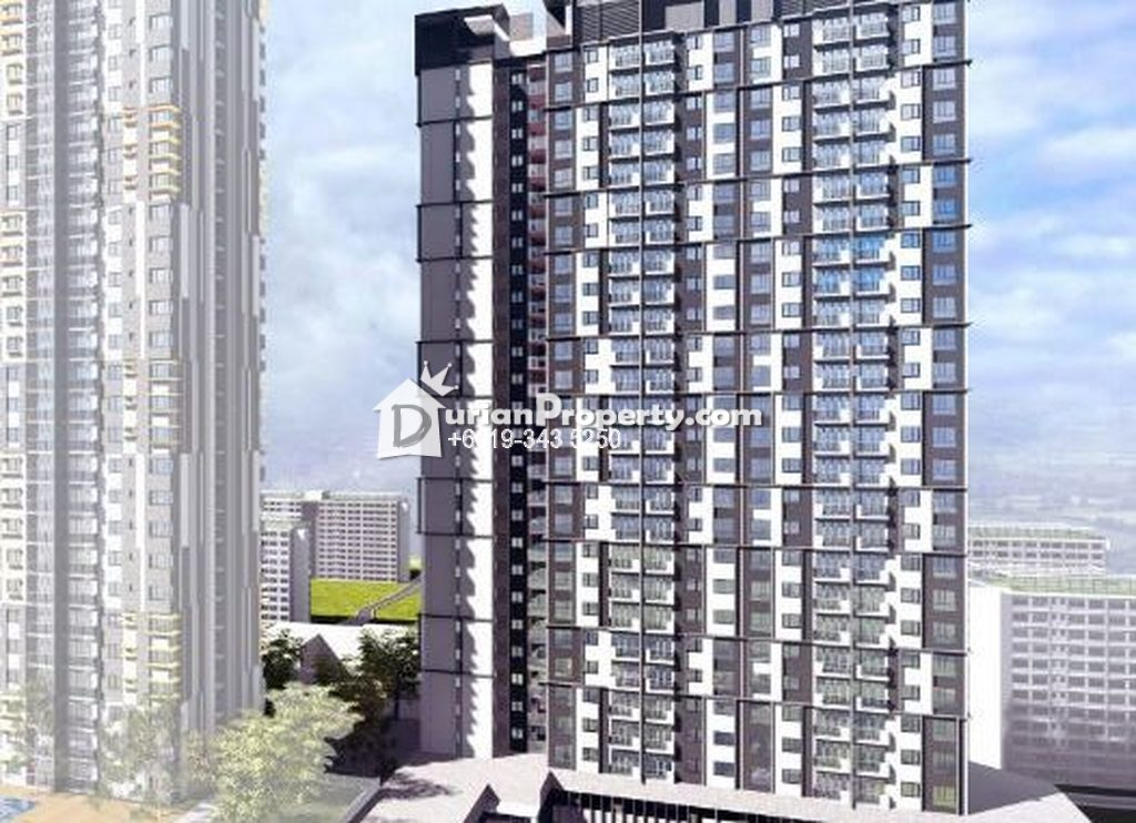 Apartment For Sale at Vista Langkawi, Setapak