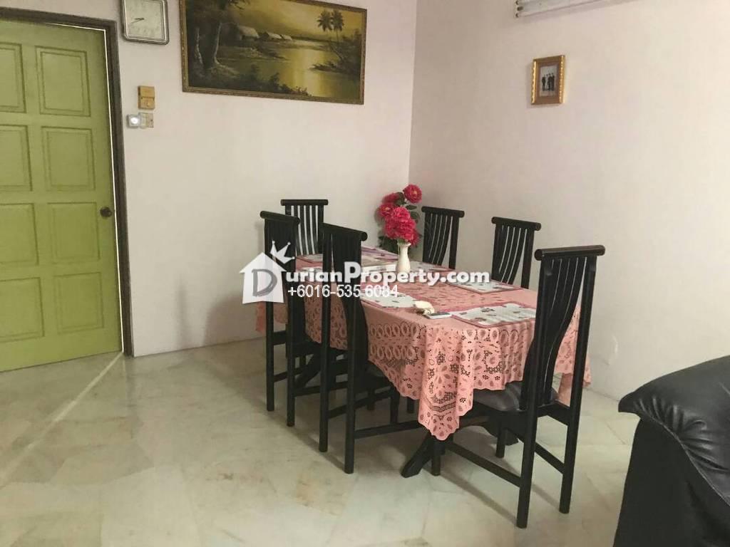 Terrace House For Sale at Taman Saujana, Ipoh