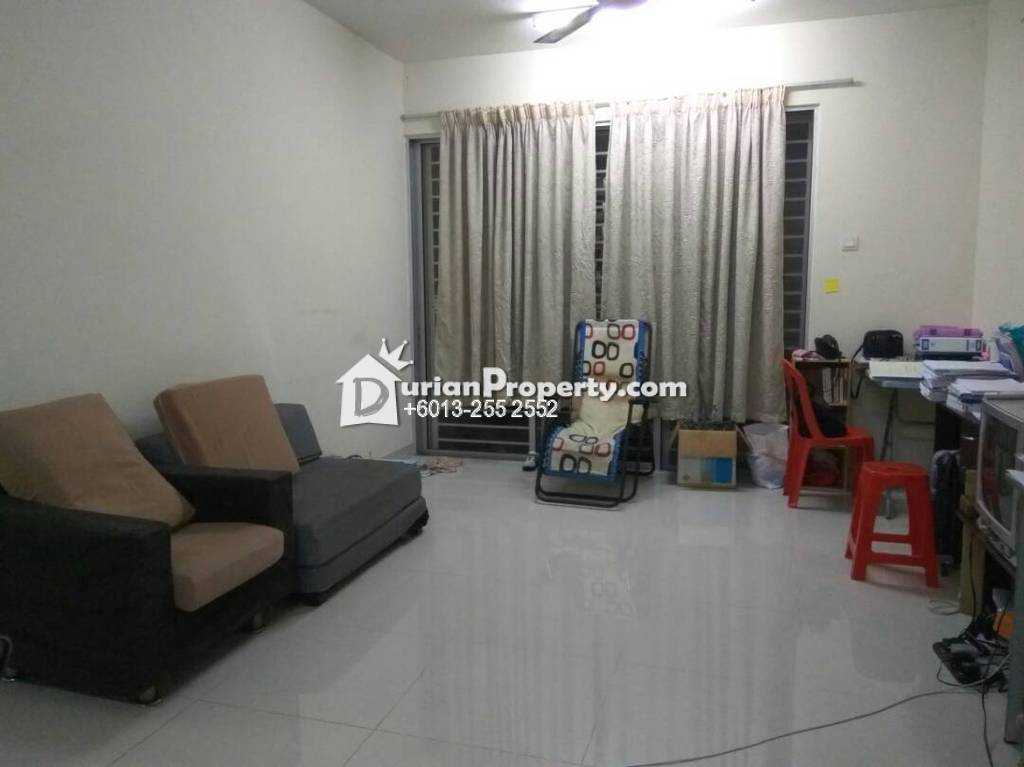 Condo For Sale at Platinum Hill PV2, Setapak