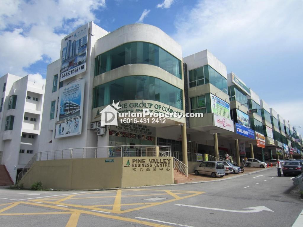 Shop For Rent at Pine Valley, Paya Terubong