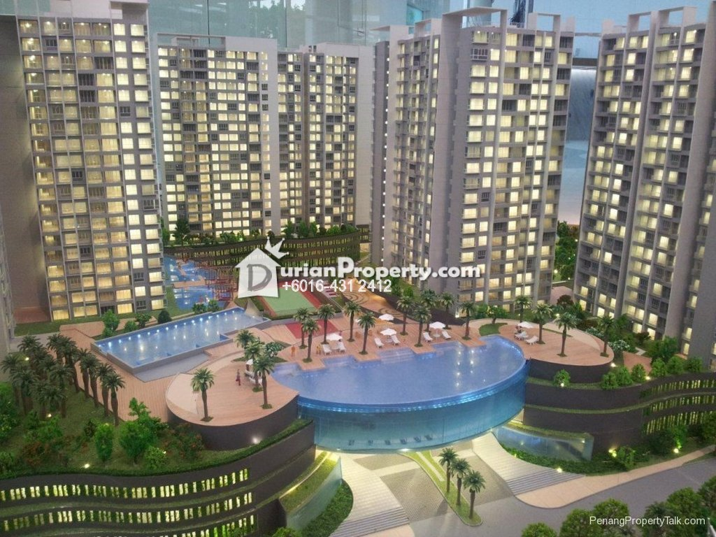 Condo For Rent at Tropicana Bay Residences, Bayan Indah