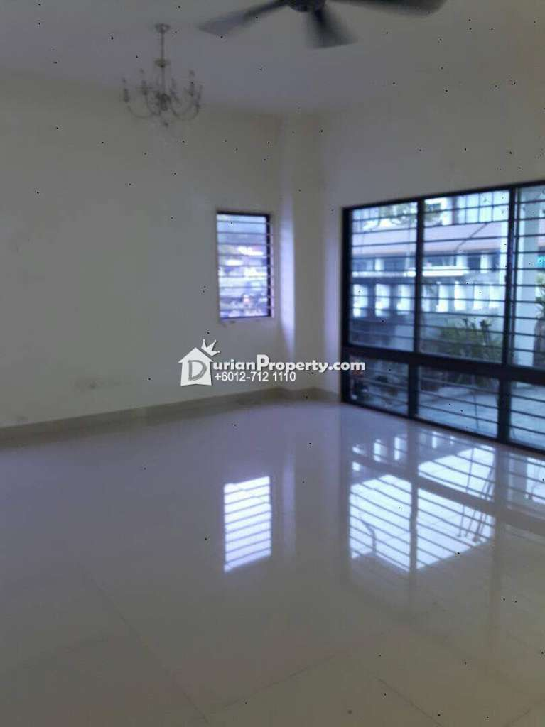 Terrace House For Rent at Cheras Vista, Bandar Mahkota Cheras
