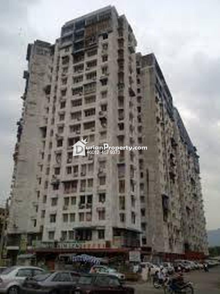 Apartment For Sale at Desa Green Apartment, Green Lane