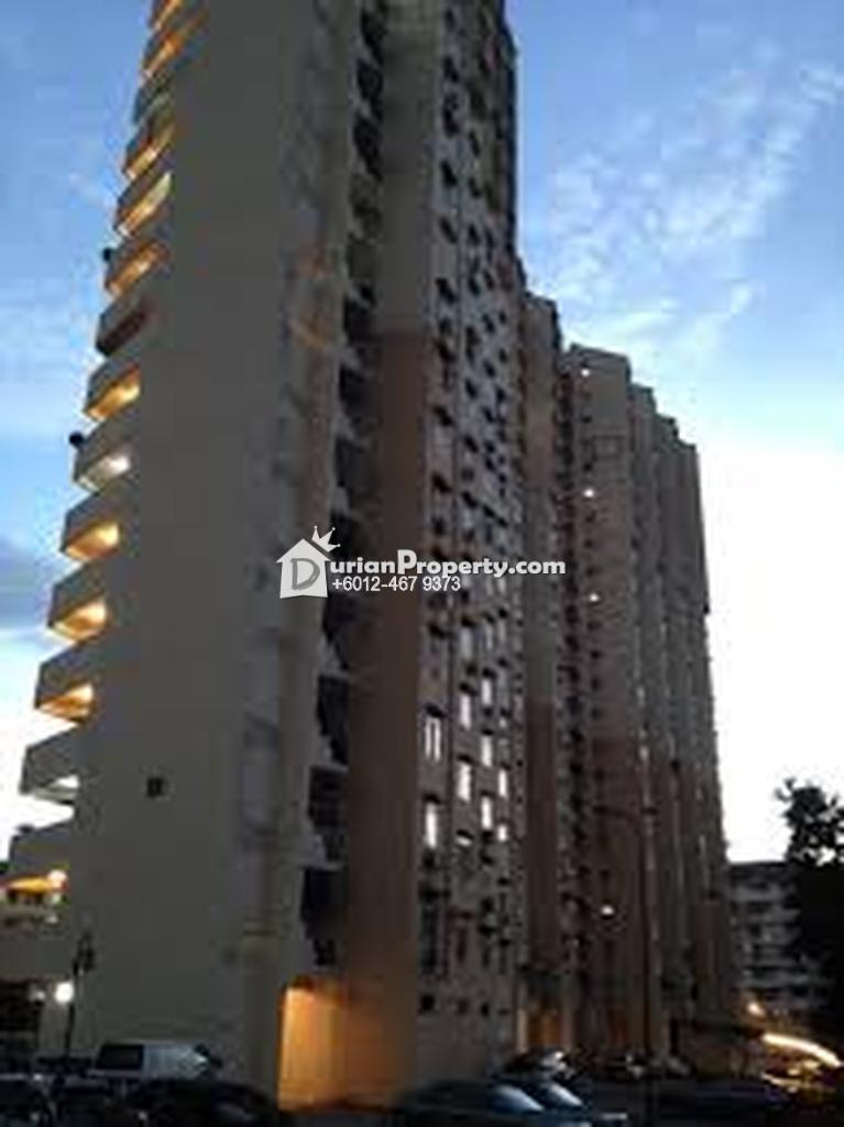 Apartment For Rent at Desa Bistari, Gelugor